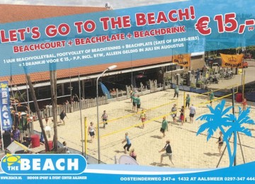 Let's Go to The Beach aanbieding2